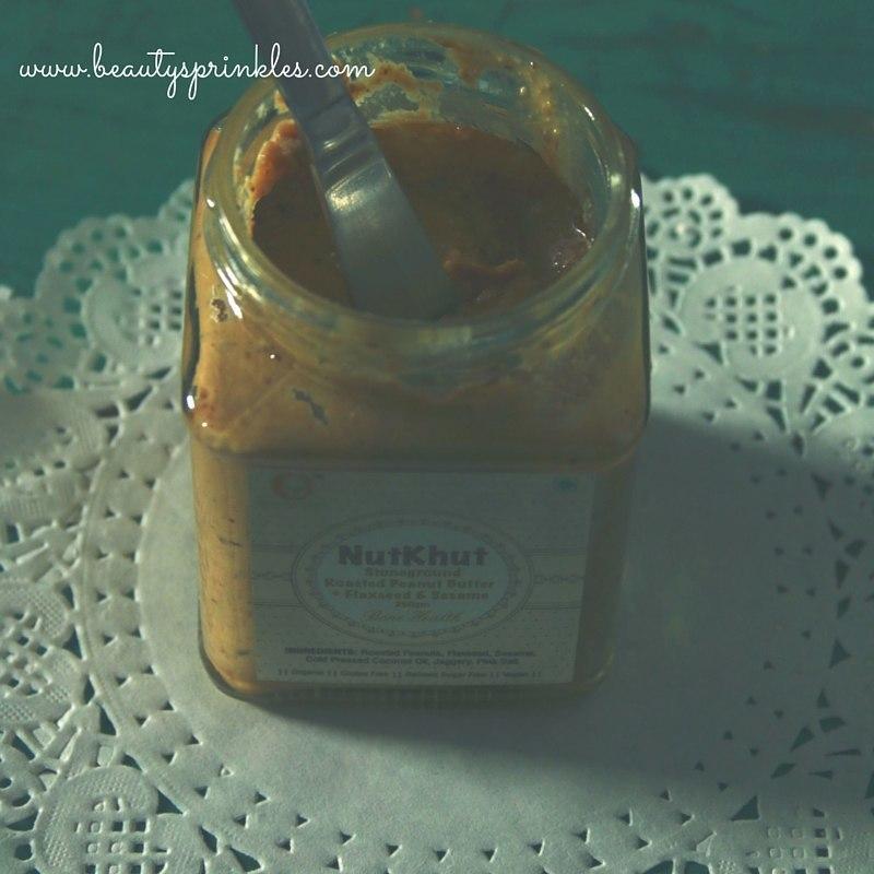 Nut Khut Peanut Butter , Organza Foods