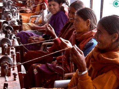 Chirita And The Women Weavers Of The Hills.