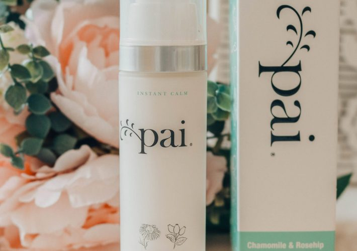Chamomile & Rosehip Calming Day Cream by Pai Skincare