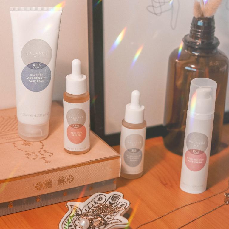 Balance Me Skincare review