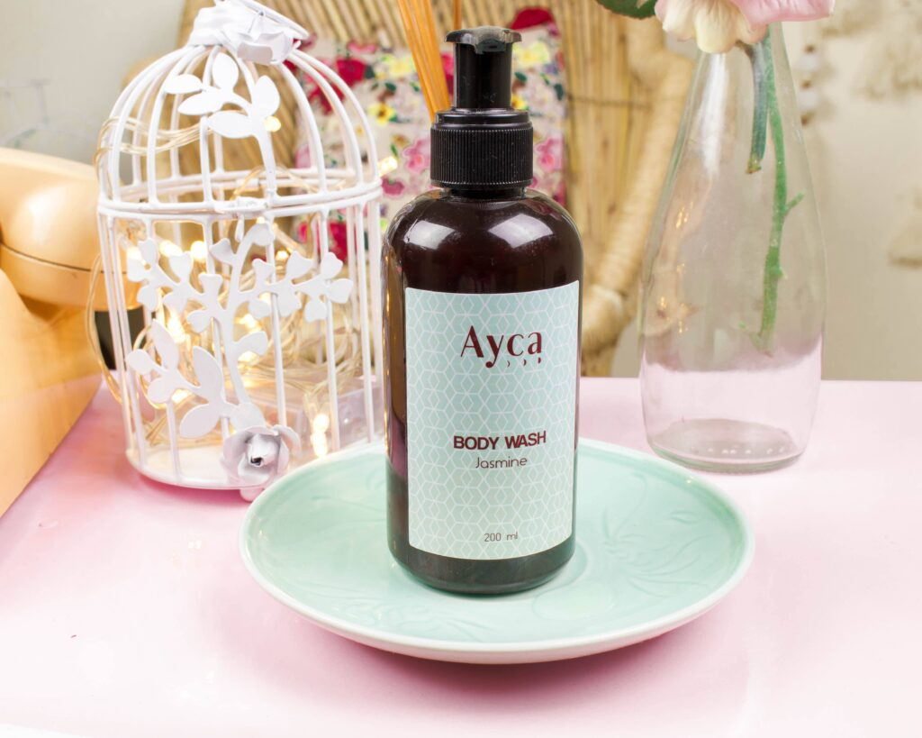 WINTER BATHING RITUAL WITH AYCA