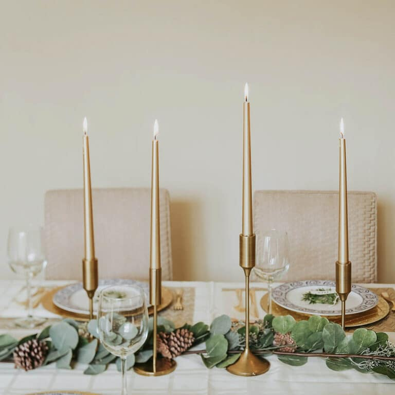 How to Set Up a Table for Dinner
